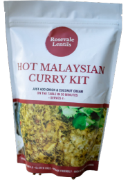 Hot Malaysian Curry Mix