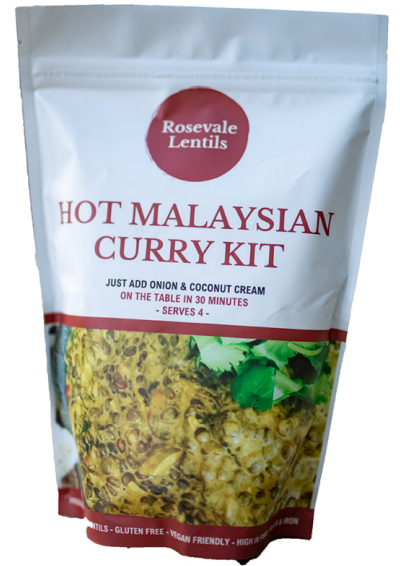 Hot Malaysian Curry <br>Kit</br>
